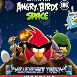 Angry Birds-Herbal- Incense
