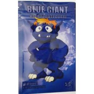Blue Giant Herbal Incense